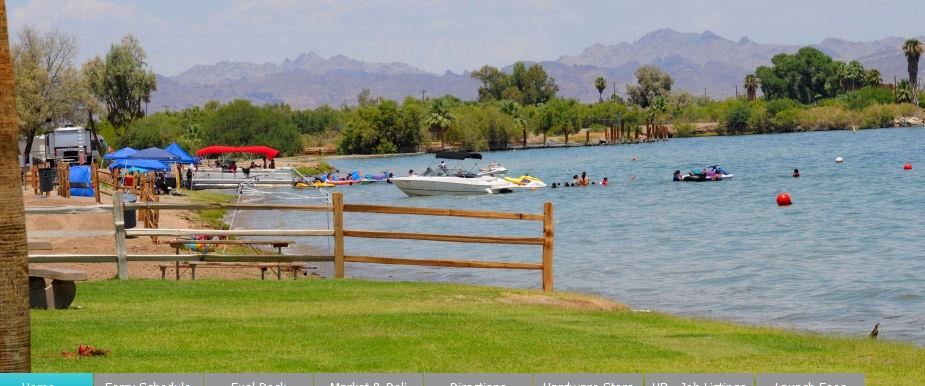 Havasu Landing Resort Amp Casino Waterfront Campground On